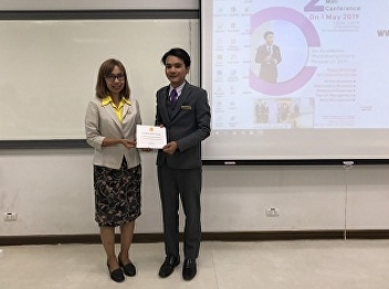 Hotel Management lecturers and students participated in The 2nd SSRUIC Mini Conference, International College, Rajabhat Suan Sunandha University, Nakhon Pathom Education Center. On 1st May 2019