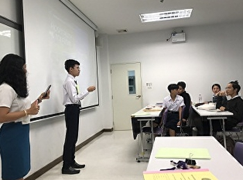 Our Class Atmosphere at Hotel Management Program, International Collage, Suan Sunandha, Rajabhat University. Classes of HHM 1201 Introduction to Hotel Industry by Ms Kanyapilai Kunchornsirimongkon and HIR2401 Food Products Knowledge Development my Ms.Naka