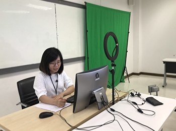 Lecturer of Hotel Management Program, Miss Yupaporn Kithwang Attended Online Q & A Session via FB live for Secondary School Teachers in Teacher Training Program for Online Session at International College, Suan Sunandha Rajabhat University, May 18th, 2020