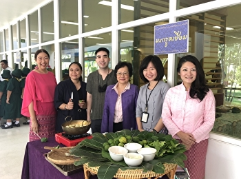 International College, Suan Sunandha Rajabhat University Organized an Event promoting the Learning of Thai Identity and Royal Lifestyle
