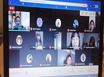 "The lecturers of Hotel Management (International Program), College of Hospitality Industry Management, Suan Sunandha Rajabhat University Conducted Online ""Internship Orientation"" via Google Meet Platform on 20th April 2021 between 1-3 P.M."